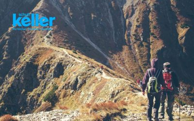 Muskelbeanspruchung beim Wandern – so wirkt Wandern auf die Muskeln
