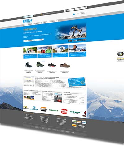 Bergschuhe Herren online kaufen | Shop Schuh Keller KG