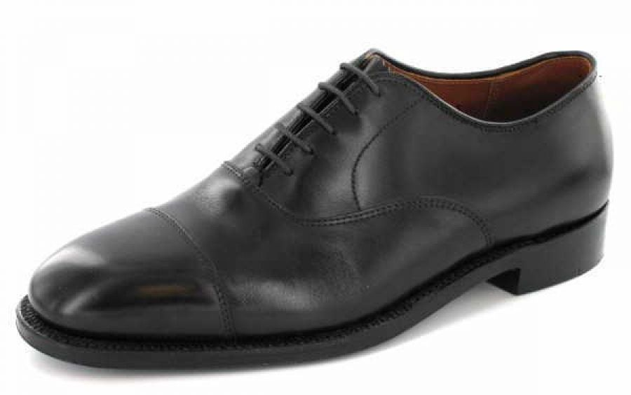 Alden 907  Cap Toe Oxford