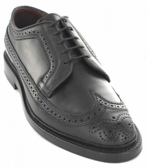 Allen Edmonds Mac Neil schwarz Cordovan