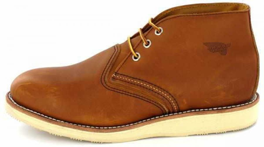 Red Wing Shoes 3140 Chukka h`braun