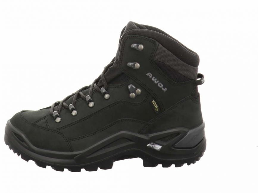 Lowa Renegade Mid Men GTX black
