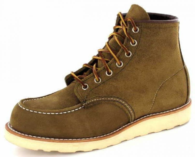 Red Wing Shoes 8881 Classic Moc Lug