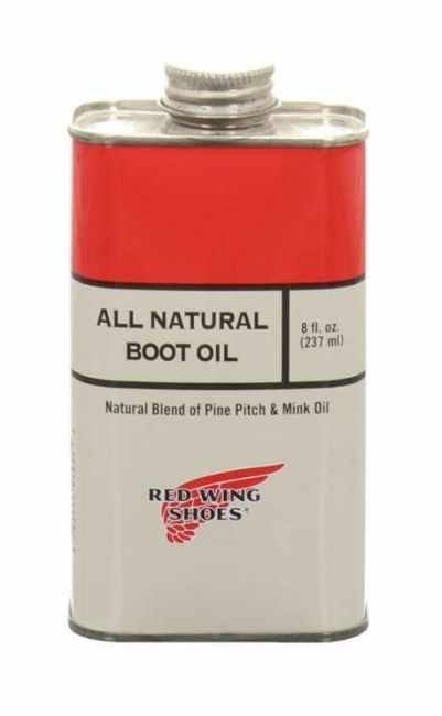 Red Wing Heritage Europe Boot Oil