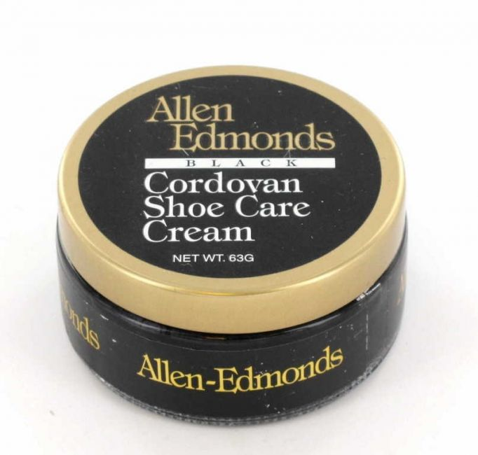 Allen Edmonds Cordovan black
