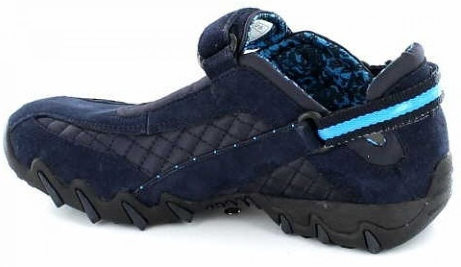 Allrounder by Mephisto Niro Step darkblu