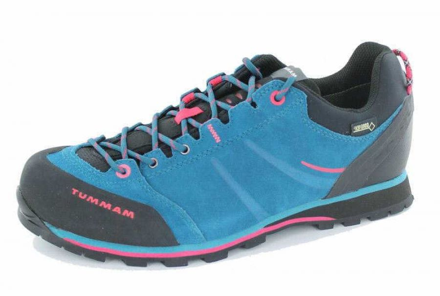 Mammut Wall Guide Low GTX Women blau