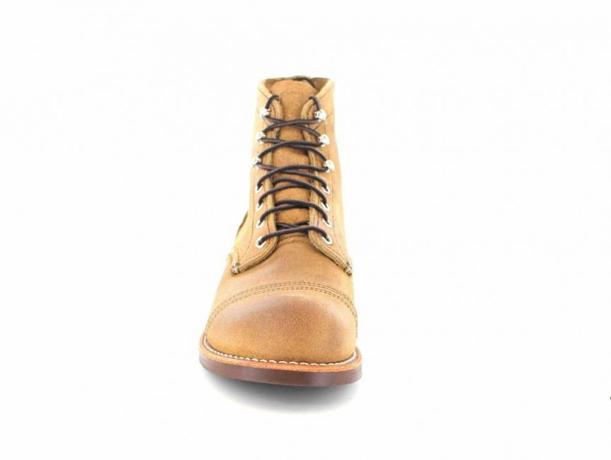 Red Wing Heritage Europe 8083 Iron Ranger Muleskin