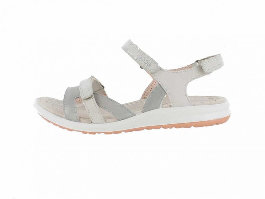 Ecco Cruise II Lady silver grey