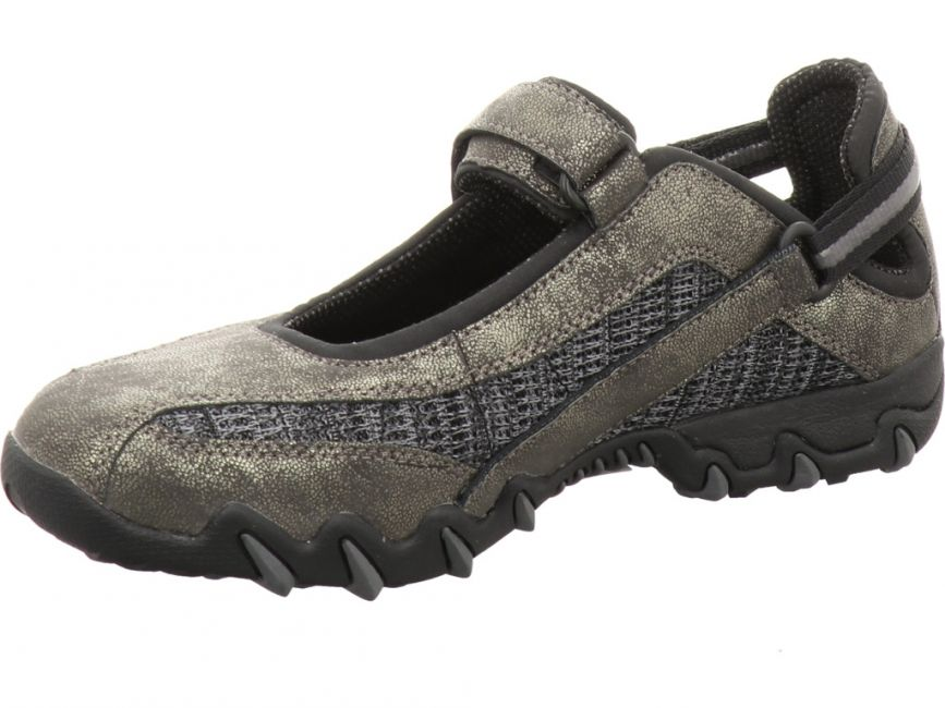 Allrounder by Mephisto Niro Step graphit/ black