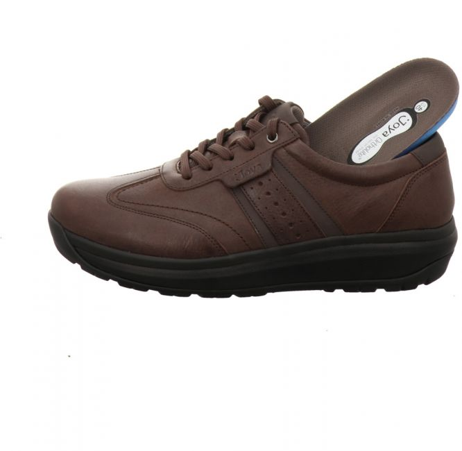 Joya Schuhe GmbH David dark brown Sneaker
