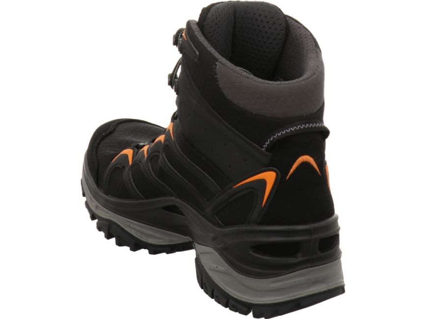 Lowa Innox GTX Mid Men black/orange