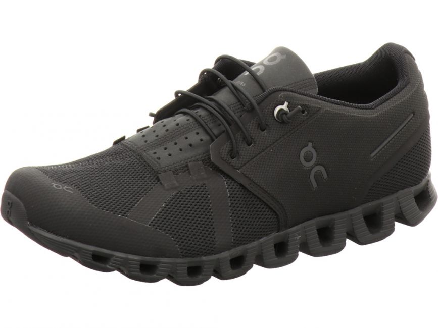 On Shoes Cloud All Black