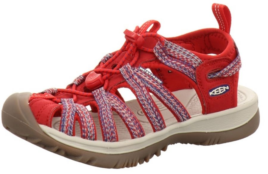 Keen Whisper Women red