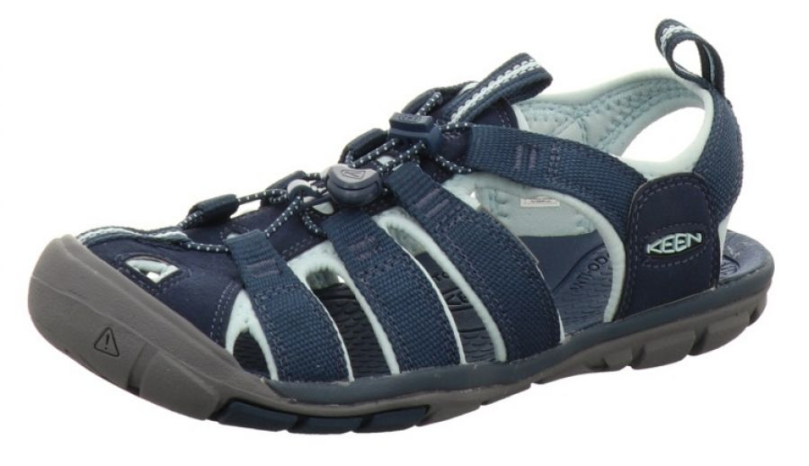 Keen Clearwater Women blue