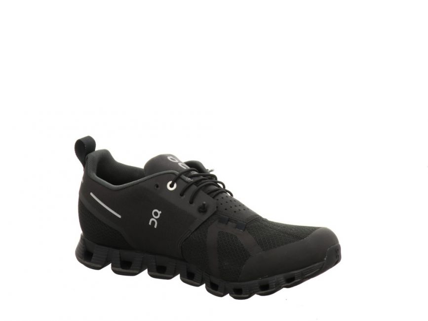 On Shoes Cloud Waterproof  Black/ Lunar