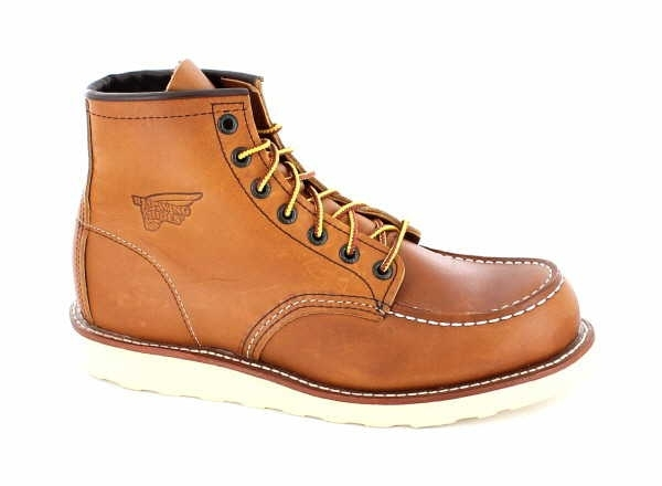 Red Wing Shoes 875 - 6 Classic Moc