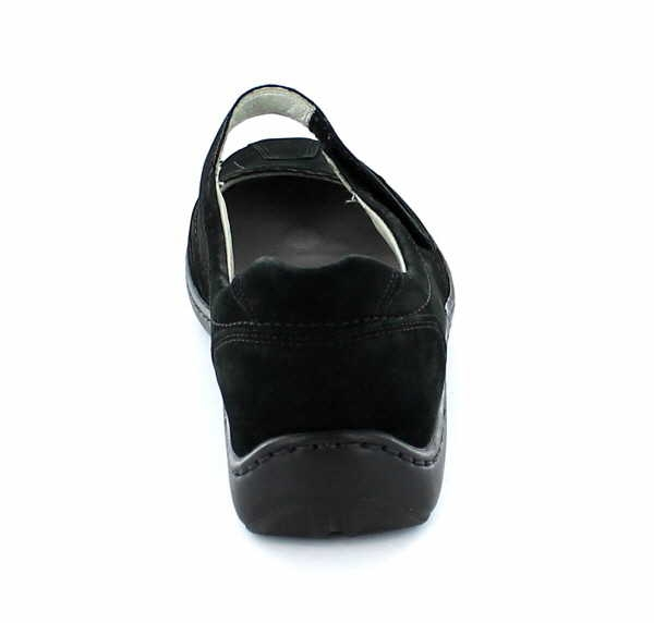waldl ufer lugina 496302 h weite schwarz schuh keller kg bergschuhe damenschuhe herrenschuhe. Black Bedroom Furniture Sets. Home Design Ideas
