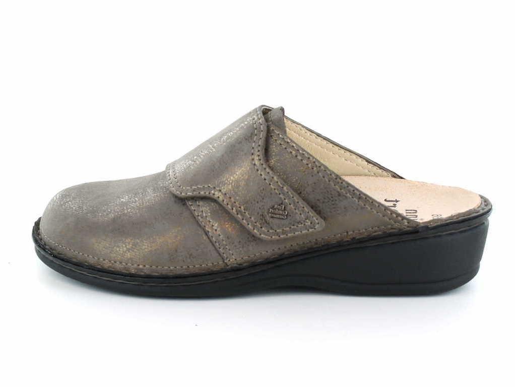 Finn Comfort Aussee bronze | Hausschuhe Damen | Shop Schuh