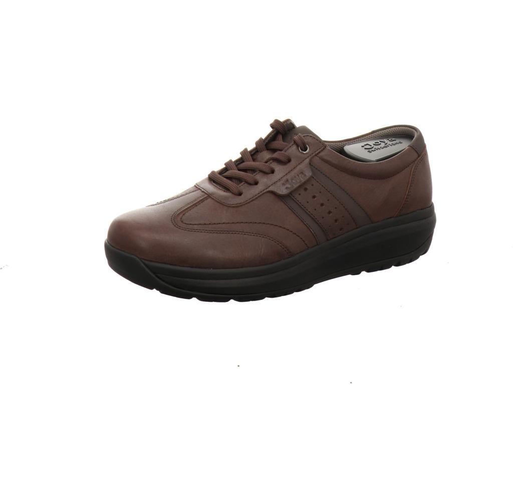 Joya Schuhe GmbH David dark brown Sneaker | Schnürschuh