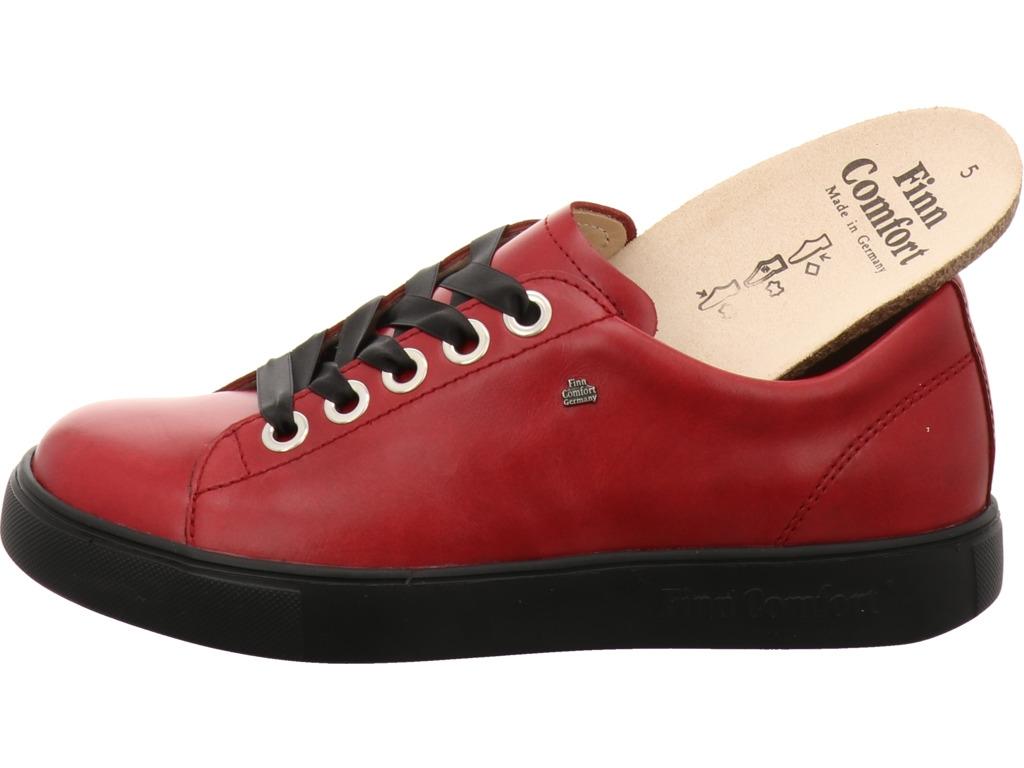 separation shoes d3d66 1235e Finn Comfort Elpaso rot - Schuh Keller KG - Bergschuhe ...