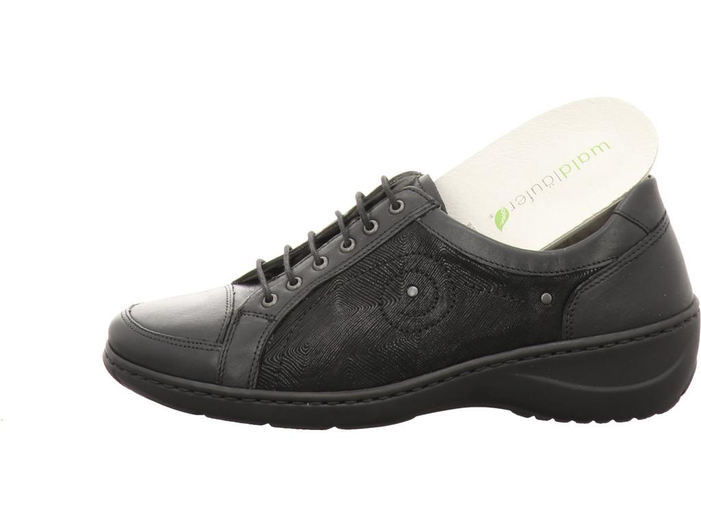 separation shoes 519df 8d125 Waldläufer - Lugina 607012 Kya K-Weite schwarz - Schuh ...