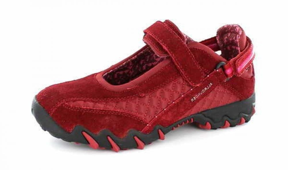 Allrounder by Mephisto Niro Step red