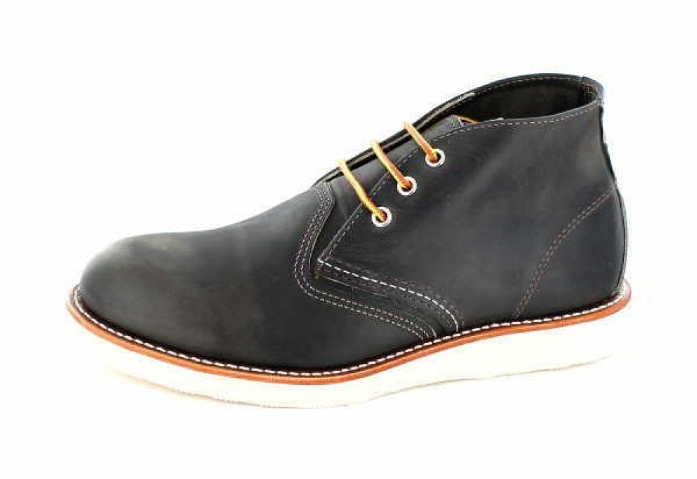 Red Wing Shoes 3150 Chukka Charcoal