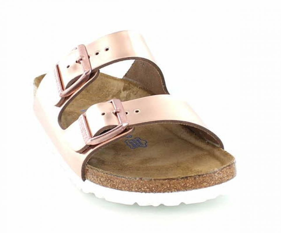 Birkenstock Arizona Lady metallic copper