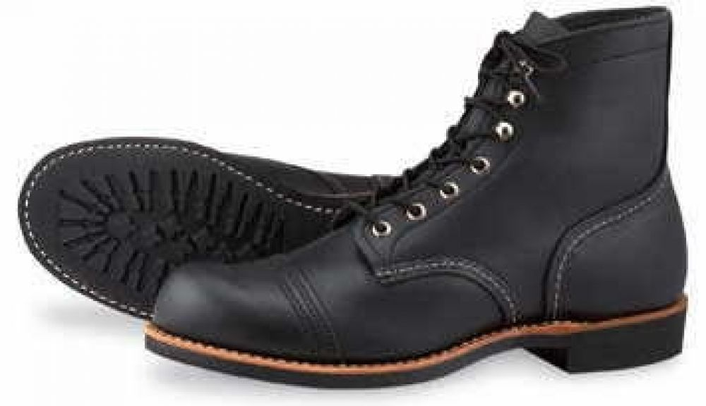 Red Wing Heritage Europe 8084 Iron Ranger black