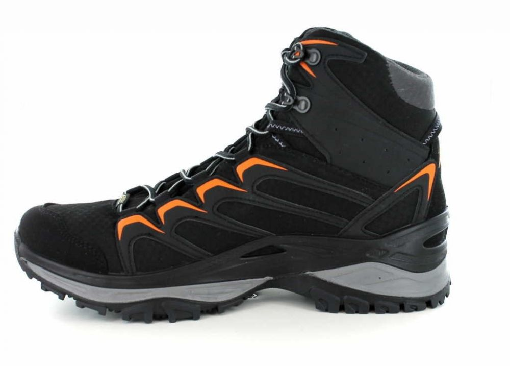 Lowa Innox GTX Mid Men black/grey