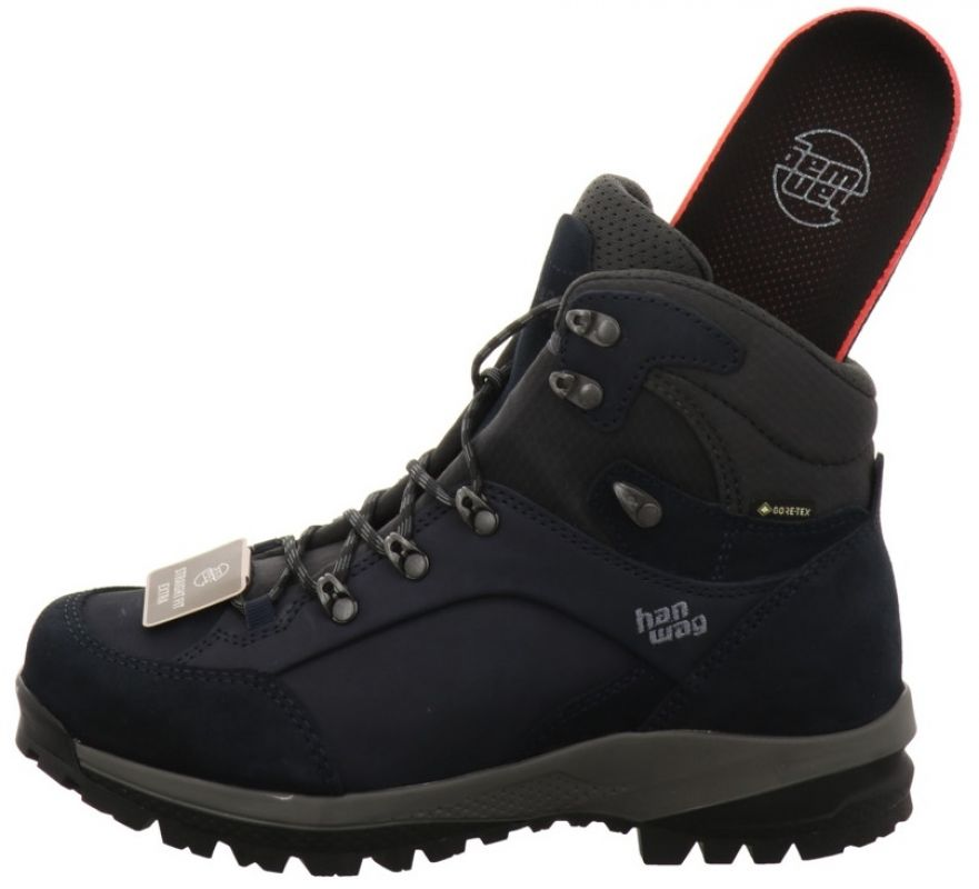 Hanwag Banks Lady GTX SF-WXL  navy