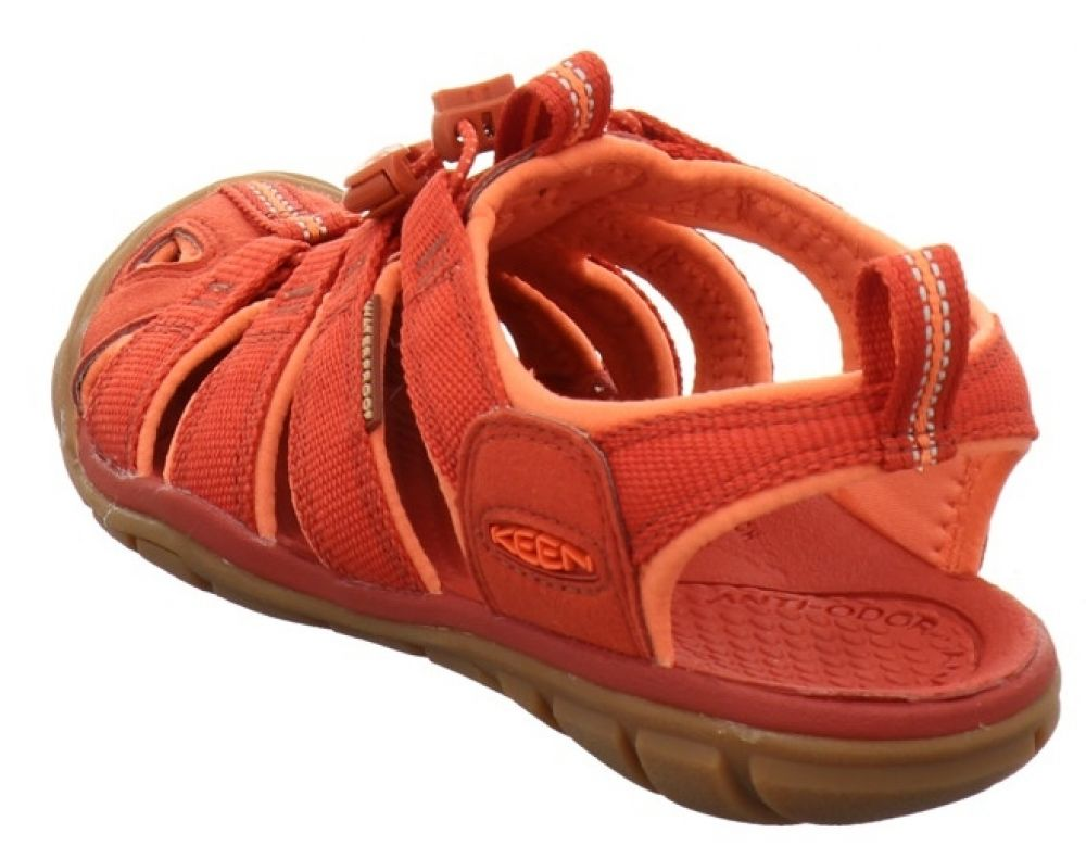Keen Clearwater Women red