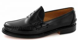 Alden 414 Penny Loafer black