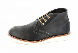 Red Wing Heritage Europe 3150 Chukka Charcoal